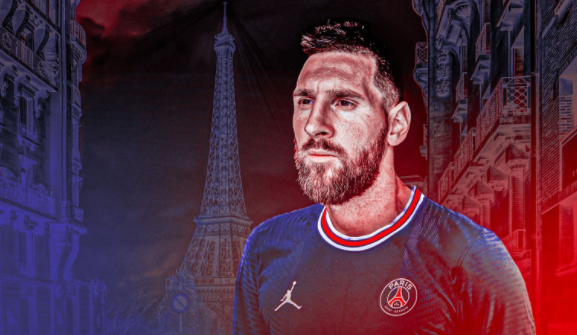 """""""Lionel Messi"""" agrees to move to 'PSG'"""