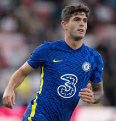 Pulisic tests positive for for COVID-19