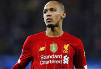 Fabinho mourns his father's death