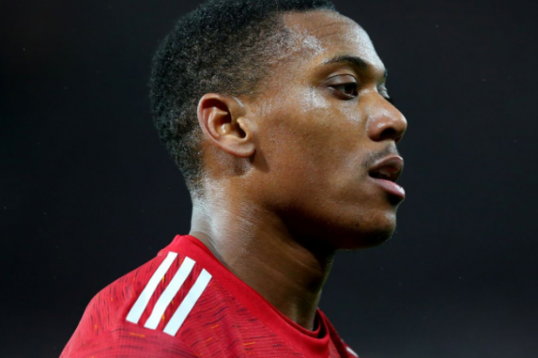 Martial move away from Manchester United