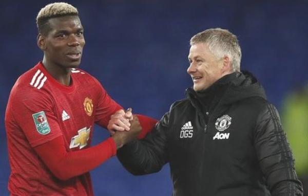 Comparing Paul Pogba 's Man Utd stats under Mourinho and Solskjaer